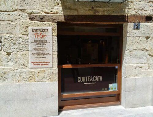 Tapas To Go en el restaurante Corte&Cata